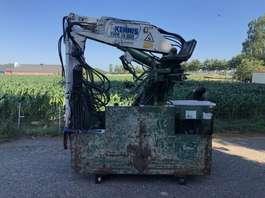 Crane arm truck part Kennis Kraan Kraan R 14,000 met steunpoten 3x uitschuif 2001