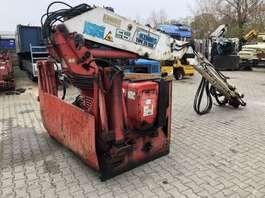 Crane arm truck part Hiab EKW Kennis kraan 20,000 1994