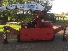 Crane arm truck part Kennis R 14 t/m 3x uitschuifbaar