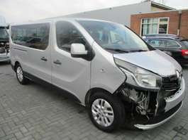 minivan - passenger coach car Renault Trafic 1.6 dCi T29  92KW L2H1  9 SITZ LANG KLIMA NAVI 2019