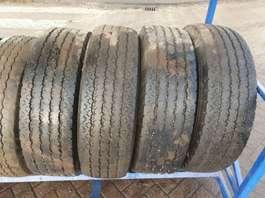 pieza de autobús neumáticos Michelin 265/70 R22.5
