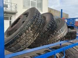 pneumatiky autobusový díl Michelin 245/70 R19.5