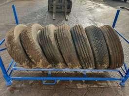 pieza de autobús neumáticos Michelin 255/70 R22.5 + ALU Rims