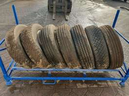 pneumatiky autobusový díl Michelin 255/70 R22.5 + ALU Rims