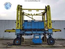 all terrain cranes Nellen 38TON Container lifting! 38TON Container lifting! 38T 2019