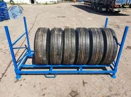 pneumatiky autobusový díl Bridgestone 305/70 R22.5 2020