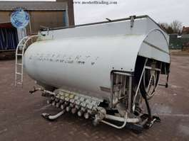 Fuel tank truck part SMG 8 Compartiment Fuel Tank - 8000 Liter 2000