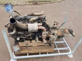 Engine truck part DAF NS 156 G