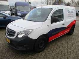 closed lcv Mercedes Benz Citan 108 CDI AIRCO SCHUIFDEUR EURO6 2017