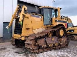 spycharka gąsienicowa Caterpillar D8T Dozer | German dealer machine 2007