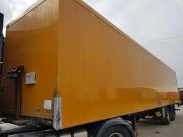 semirreboque de caixa fechada Bokstrailer m. Lift 2008