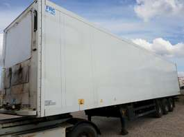 semirreboque de caixa fechada Schmitz Cargobull Køletrailer 2011