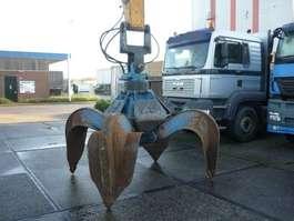 chwytak wieloszczękowy do złomu wyposażenie AE Arden Equipment AE arden Equipment 600 Liter 4 Arms Polyp Grab with R... 2010