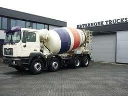 camion à bétonnière MAN FE 35.360 8x4 Concrete Intermix 10.000 Liter 2003