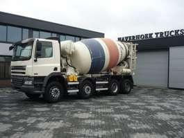 camion à bétonnière DAF CF 85.360 8x4 Concrete mixer 10.000 Liter 2007