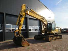crawler excavator Komatsu PC 290LC-8 2011