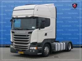 mega-volume tractorhead Scania R410 LA4X2MEB | VOLUME | MEGA | 1400L | SCR | DIFF | RETARDER 2015
