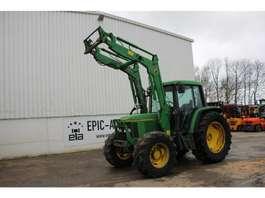 farm tractor John Deere 6400 1994