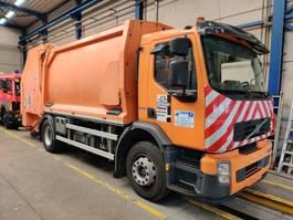 garbage truck Volvo FE 280 GEESINK Waste Collector 2008