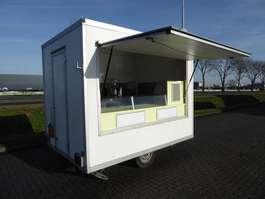 другие прицепы для легковых автомобилей Humbaur HVK 1300 verkoopwagen foodtra 2010