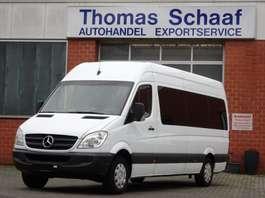 минивэн — пассажирский легковой фургон Mercedes Benz Sprinter 311 Cdi Maxi L3H2 9 Sitze Rollstuhllift Euro 4 2010