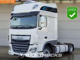 mega-volume tractorhead DAF XF 460 4X2 SSC Mega Standklima ACC Euro 6 2016