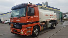 camion autocisterna Mercedes Benz Actros 1843 L A3 Tankwagen Heizöl Diesel DPF