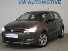 hatchback car Volkswagen Polo 1.2 TSI MATCH AIRCO/ LM VELG/ MATCH/ 1E EIG 2013