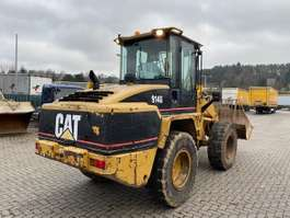 wheeled excavator Caterpillar 914G 2007