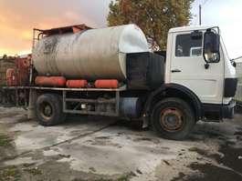wyposażenie różne Mercedes Benz Bitumen and Emulsion Tanks 1997
