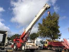 all terrain cranes Link-Belt Auto Grua  45 Mts  - 45 Ton.