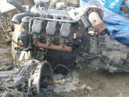 Engine truck part Mercedes Benz MOTOR OM 501 LA