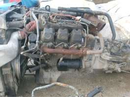 Engine truck part Mercedes Benz MOTOR MERCEDES OM 401 LA