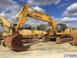 crawler excavator Komatsu PC 450 2007