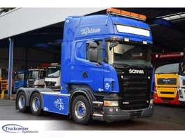 Тягачи стандарт Scania R 620 6x4, Euro 5, Retarder, Hydraulic, Big axles, Truckcenter Apeldoorn 2009