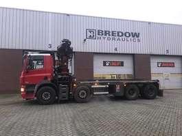 camión grúa DAF FAC CF 85 2009