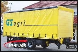 drop side full trailer Lift, Stapleraufnahme, L7200mm 2001