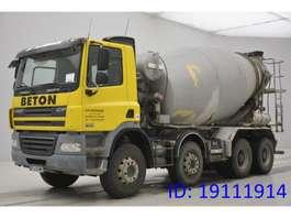 camion à bétonnière DAF CF85.360 - 8x4 2007