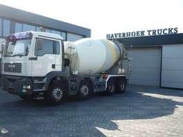 camion à bétonnière MAN Tga 35.360 8x4 Liebherr Concrete mixer 2003