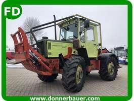 arrastradora Unimog MB Trac 900 Turbo, Forst-Agrar, Ez. 1986, Funk 1986