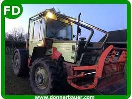 trator arrastador Unimog MB Trac 900 Turbo, Forst-Agrar, Ez. 1986, Funk 1986
