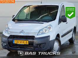 closed lcv Citroen Jumpy 12 1.6 HDI L2H1 5m3 2007