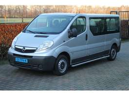 минивэн — пассажирский легковой фургон Opel VIVARO 2.0 DCI AIRCO LANG L2 9 PERSOONS 2012