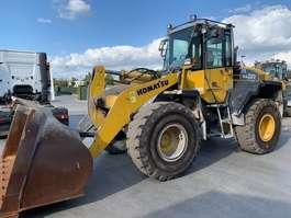 wheel loader Komatsu WA320-5 2008