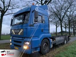 swap body truck MAN H45 26.400 TGA 2006