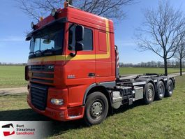 container truck DAF FTM XF 105 2009