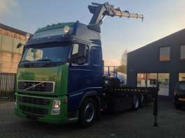 crane truck Volvo Volvo FH 480 euro 5 hiab 244 2008