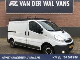 closed lcv Opel Vivaro 2.0CDTI L1H1 Selection Imperiaal, bijrijdersbank 2013