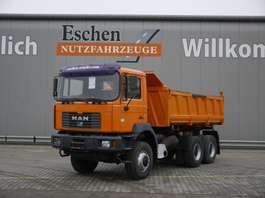 tipper truck MAN 27.364 FAK 1999