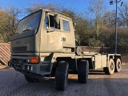 camion militaire DAF Leyland DAF Scammell 8x6 Multi lift container carrier Hook Loader truck Ex 1995